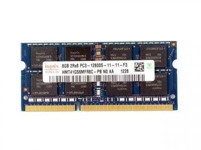 память Hynix DDR3 SO-DIMM 1600 8Gb C11 ( HMT41GS6MFR8C-PB ) 1.5v