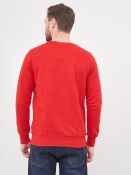 Світшот Calvin Klein Jeans 1095.4 Червоний