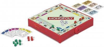 Настільна гра Hasbro Монополія дорожня (B1002619)