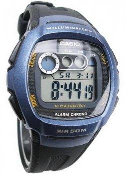 Чоловічий годинник Casio W-210-1BVEF