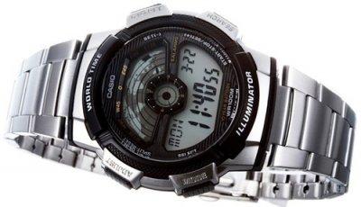 Чоловічі годинники Casio AE-1100WD-1AVEF