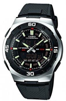 Чоловічий годинник Casio AQ-164W-1AVEF