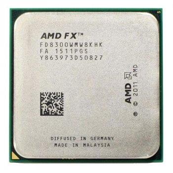 Процесор AMD FX-8300 3,3 GHz AM3+ Б/У