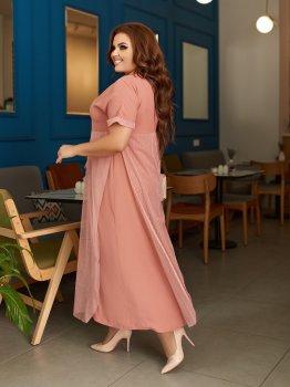 Платье ALDEM 2039 Коралловое