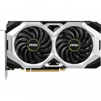 Відеокарта MSI GeForce RTX2060 SUPER 8192Mb VENTUS GP OC (RTX 2060 SUPER VENTUS GP OC)