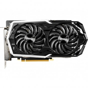 Відеокарта MSI GeForce GTX1660 6144Mb ARMOR OC (GTX 1660 ARMOR 6G OC)