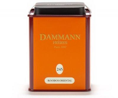 Чай Ройбуш Dammann Freres 245 - Восточный ройбуш ж/б 100 г