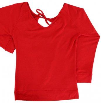 Блуза женская TRAUM 2405-88 Красный