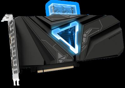 Gigabyte PCI-Ex GeForce RTX 2080 Super Gaming OC Waterforce WB 8G 8GB GDDR6 (256bit) (1845/15500) (HDMI, 3 x DisplayPort) (GV-N208SGAMINGOC WB-8GD)