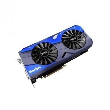 Palit PCI-Ex GeForce GTX 1080 Ti GameRock 11GB GDDR5X (352bit) (1505/11000) (DVI, HDMI, 3 x DisplayPort) (NEB108TT15LC-1020G)