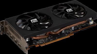 PowerColor PCI-Ex Radeon RX 5600 XT Red Dragon ОС 6GB GDDR6 (192bit) (1620/14000) (HDMI, 3 x DisplayPort) (AXRX 5600XT 6GBD6-3DHV2/OC)