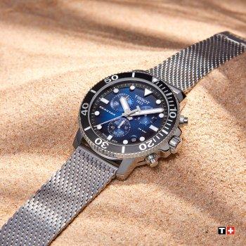 Чоловічі годинники Tissot T120.417.11.041.02