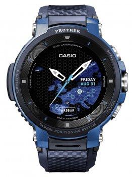 Чоловічі годинники Casio WSD-F30-BUCAE