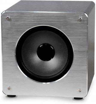 Акустическая система Omega OG60A Aluminum Bluetooth V4.2 TWS Silver (OG60A)