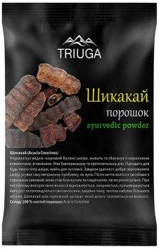 Аюрведический порошок Triuga Шикакай 2 х 50 г (8908003544618)
