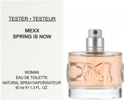 Тестер Туалетная вода для женщин Mexx Spring Is Now 40 мл (737052924052)