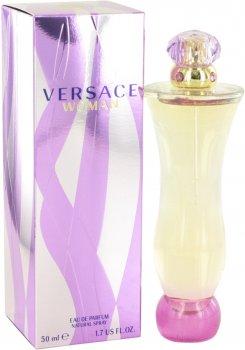 Парфюмированная вода для женщин Versace Woman 50 мл (8018365250260)