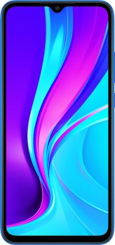 Мобільний телефон Xiaomi Redmi 9C 3/64GB Twilight Blue (Міжнародна версія)
