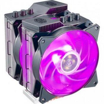 Кулер процесорний CoolerMaster MasterAir MA621P TR4 Edition (MAP-D6PN-218PC-R2), AMD: TR4, 120х120х25мм, 4-pin