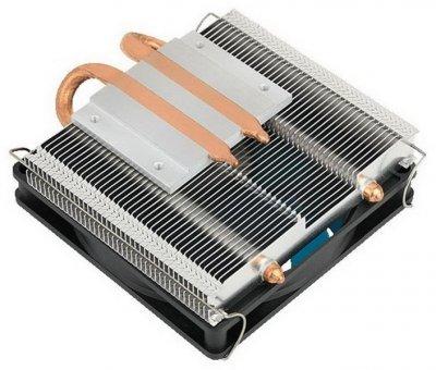 Кулер процесорний Aerocool Verkho 2 Slim, Intel:1156/1155/1151/1150/775, AMD:AM4/AM3+/AM3/AM2+/AM2/FM2/FM1, 102x92x34, 4-pin