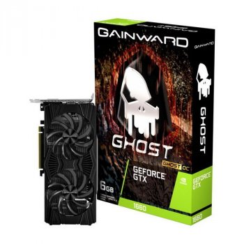 GF GTX 1660 6GB GDDR5 Ghost OC Gainward (426018336-4474)