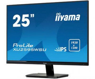"""Iiyama 25"""" XU2595WSU-B1 IPS Black"""