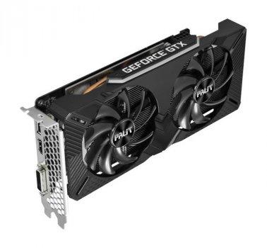 GF GTX 1660 6GB GDDR5 Dual Palit (NE51660018J9-1161A)