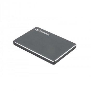 "HDD ext 2.5"" USB 1.0 TB Transcend StoreJet 25C3 Iron Gray (TS1TSJ25C3N)"