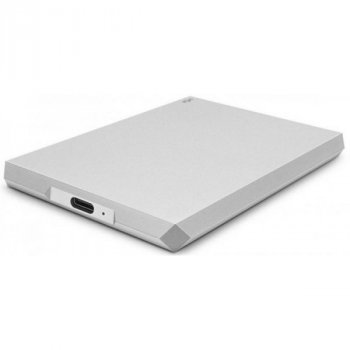 """HDD ext 2.5"""" USB 1.0 TB LaCie Mobile Drive Silver (STHG1000400)"""