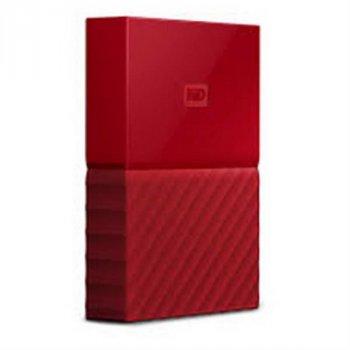 "HDD ext 2.5"" USB 2.0 Tb WD My Passport Red (WDBS4B0020BRD-WESN)"