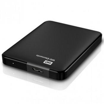 """HDD ext 2.5"""" USB 4.0 TB WD Elements Portable Black (WDBU6Y0040BBK-WESN)"""