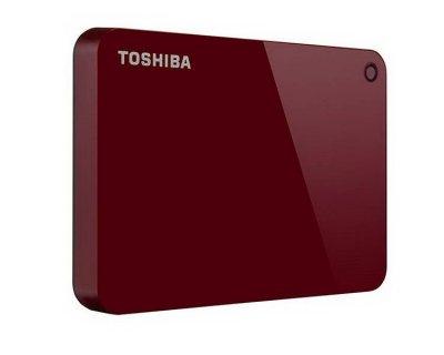 "HDD ext 2.5"" USB 1.0 TB Toshiba Canvio Advance Red (HDTC910ER3AA)"