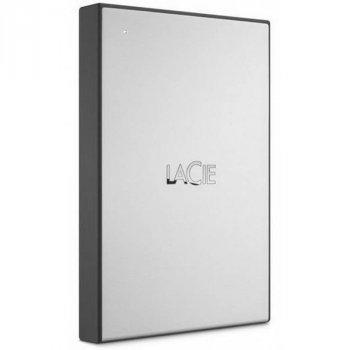 "HDD ext 2.5"" USB 1.0 TB LaCie Drive Silver (STHY1000800)"