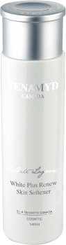 Отбеливающий и восстанавливающий тонер для кожи с пигментацией Tenamyd Canada White Plus Renew Skin Softener 140 мл (8807755460811)