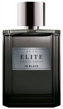 Туалетная вода для мужчин Avon Elite Gentleman in Black 75 мл (1318256)(ROZ6400101957)