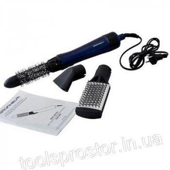 Фен-щітка для сушіння й укладання волосся constantine включно-819