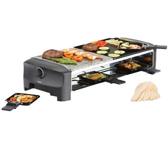 Электрогриль Princess 162820 Raclette 8 Stone & Grill Party