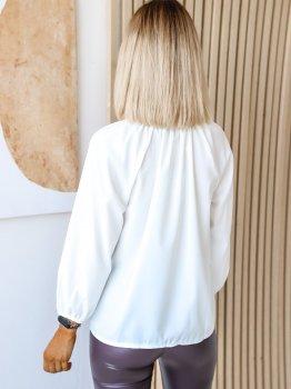 Блуза DNKA р41498/1 Біла