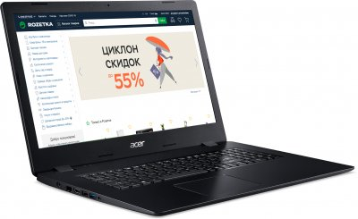 Ноутбук Acer Aspire 3 A317-52-52P7 (NX.HZWEU.00B) Shale Black