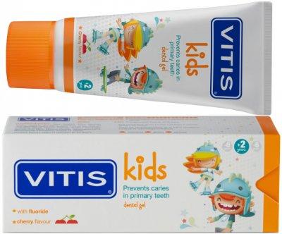 Гель-паста для детей Dentaid Vitis Kids 50 мл (8427426052789)