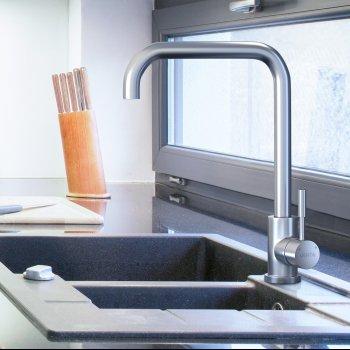 Змішувач для кухні VENTA VA3008B