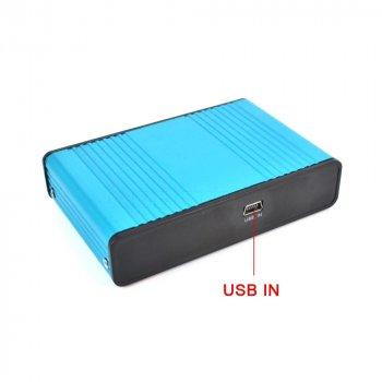 Внешняя 5.1 USB звуковая аудио карта на 6 каналов SPDIF оптика ( CM6206 )