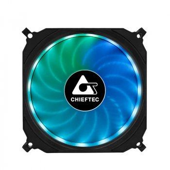 Набір корпусних вентиляторів Chieftec TORNADO 3in1 ARGB (CF-3012-RGB)