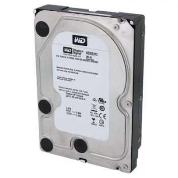 """Жесткий диск 3.5"""" 2TB Western Digital (#WD20EURX-FR#)"""