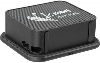 Акустична система Krazi Dolphin KZBS-001 з функцією бездротової зарядки Black (2099900721281)