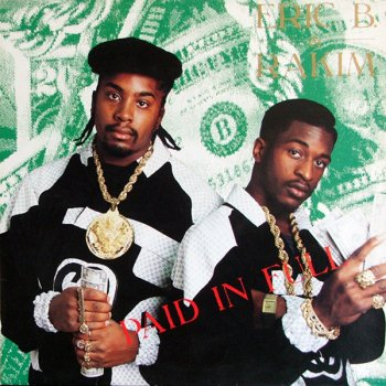 Виниловая пластинка Eric B & Rakim Paid In Full (арт. 3765)