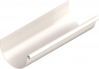Жолоб Ines 120 мм / 3 м Білий (67-001)