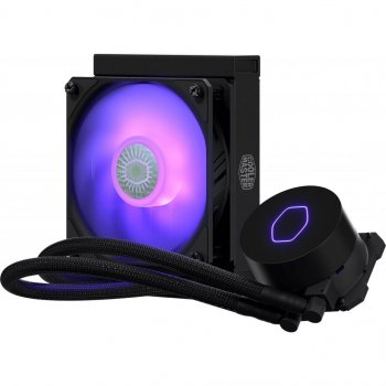 Кулер для процесора CoolerMaster MasterLiquid ML120L V2 RGB (MLW-D12M-A18PC-R2)