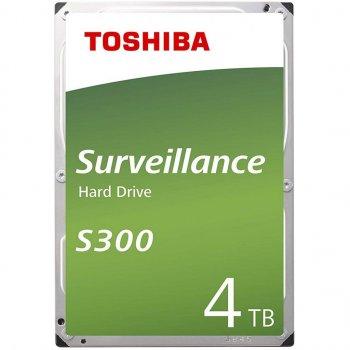 "Жорсткий диск 3.5"" 4TB TOSHIBA (HDWT140UZSVA)"