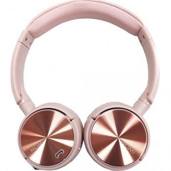 Наушники Nomi NBH- 470 Rose Pink